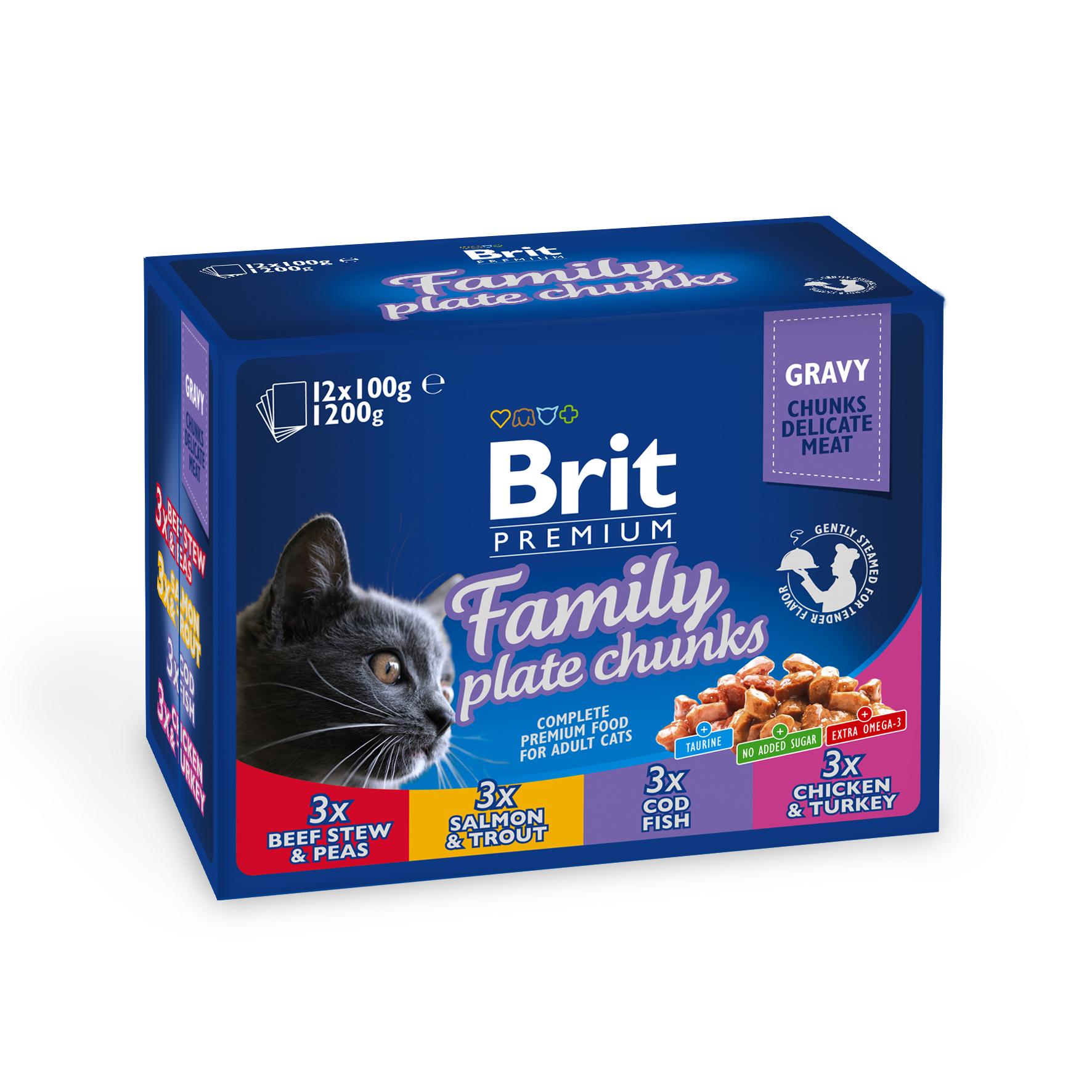 Корм Brit говядина и сердце 850g для собак 9297